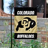 University of Colorado Garden Flag and Yard Banner