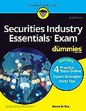 Securities Industry Essentials Exam For Dummies