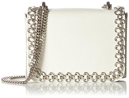 kaviar gauche Damen Ponticelli Bag W.Flower Chain Clutches, 16x12x5 cm
