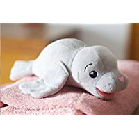 SoapSox Bath Toy Sponge, Charlotte the Seal