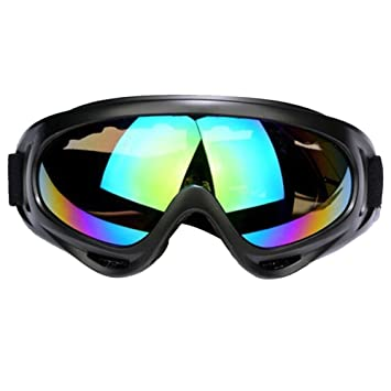 2a6b0ade8d Rrmin X400 Motocross Glasses Mountain Bike Bicycle Cycling Glasses(multi-color)   Amazon.in  Home   Kitchen