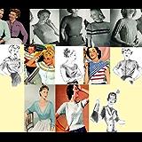 Classique – et Vintage – tricot pour Blouses femme