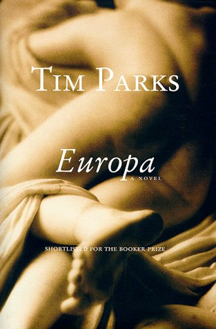 book cover of Europa