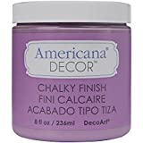 Deco Art ADC-23 Americana Chalky Finish Paint, 8-Ounce, Remembrance