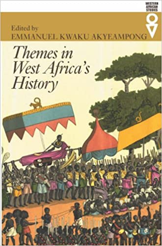 Book Themes in West Africa's History (0) (Western African Studies)