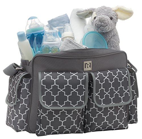 Willow Nursery Bag Grey
