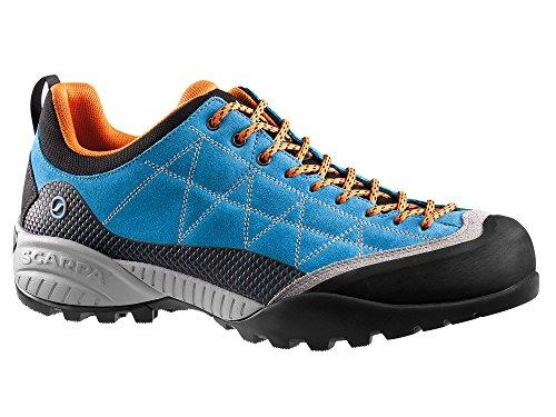 Caballero SCARPA de Azure Zapato Orange Pro Zen Senderismo BwggU1Cq