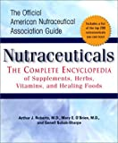Nutraceuticals, Arthur J. Roberts and Genell J. Subak-Sharpe, 0399526323