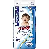 GOO.N 大王 天使系列 环贴式纸尿裤 尿不湿 增量装 XL44片(适合12-17kg )