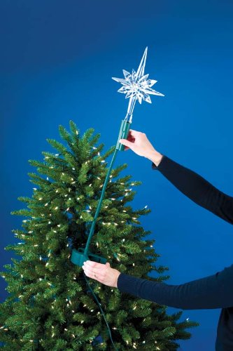 Amazon.com: Bethlehem Lighting GKI Reflections Novelty Christmas Tree Topper  with Pulsing LED and Mounting Arm, Bethlehem Star: Home & Kitchen - Amazon.com: Bethlehem Lighting GKI Reflections Novelty Christmas