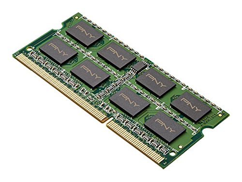 Pny Dual Memory - PNY Performance 4GB DDR3 1333MHz (PC3-10666) CL9 Notebook Memory -MN4GSD31333