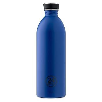 Botella Urban Bottle de acero inoxidable 1 litro, color: oro Blue