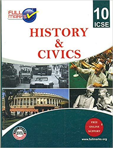 amazon in buy icse history civics class 10 book online at low