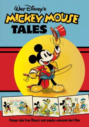 Vintage Walt Disney Donald Duck - Walt Disney's Mickey Mouse Tales: Classic Stories