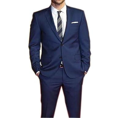 HZWL Groom Tuxedos Groomsmen Best Man Suit Wedding Groomsman