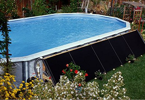 Sungrabber Fafco (2) 2'x10' Above Ground Swimming Pool Solar Heating Panels 295-2 (Sungrabber Solar Heating)