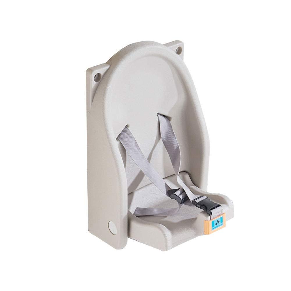 商業垂直壁にマウントされた赤ちゃんの交換所、頑丈で耐久性 - 安全ストラップと一緒に赤ちゃんを守る   B07K7FL8MN