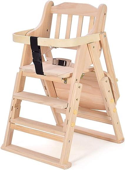 plegable port/átil Silla de comedor para ni/ños mesa y sillas para comer.-green multifuncional
