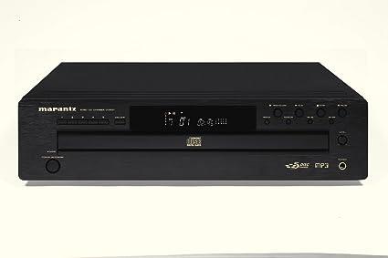 amazon com marantz cc4001 5 disc cd changer discontinued by rh amazon com
