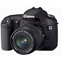 Canon EOS 30D 8.2MP Digital SLR Camera Kit with EF-S...