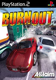 Burn out domination ps2