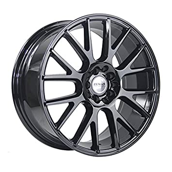 Amazon Zenas Wheel ZW60 Rim Size 60x6060 60x6006060 6060 360 Custom 5x105 Bolt Pattern