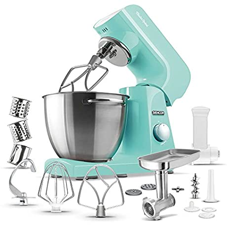 4 75 Qt 8 Speed Stand Mixer Color Pastel Mint Green
