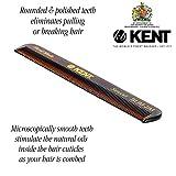 Kent Slim Jim Handmade All Fine Tooth Pocket Comb