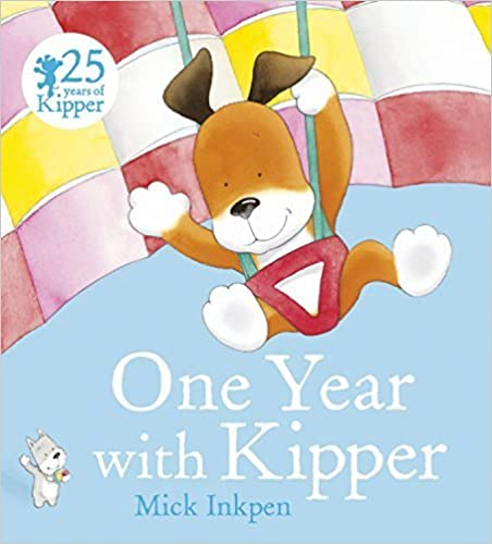 Book One Year With Kipper by Mick Inkpen (2015-01-01)