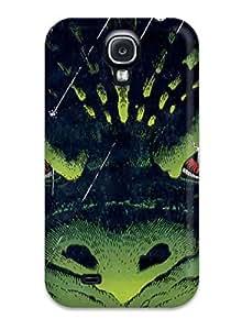 Galaxy S4 Case Slim [ultra Fit] Godzilla Protective Case Cover