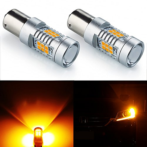 1157 Led Bulb Amber - 6
