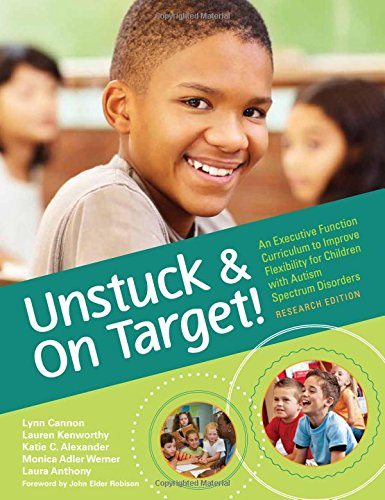 Unstuck and On Target!: An Executive Function Curriculum to Improve Flexibility for Children with Autism Spectrum Disorders, Research - Ma Target In