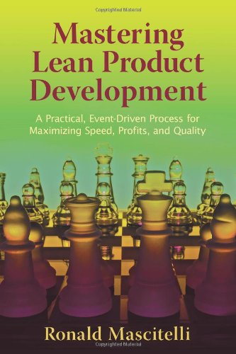 Mastering Lean Product Development: A Practical, Event ...