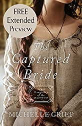 The Captured Bride (Free Preview): Daughters of the Mayflower - book 3