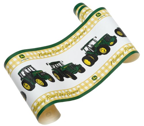 John Deere Tractor Wallpaper - John Deere Wallpaper Border Paper