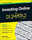 img - for Investing Online For Dummies book / textbook / text book