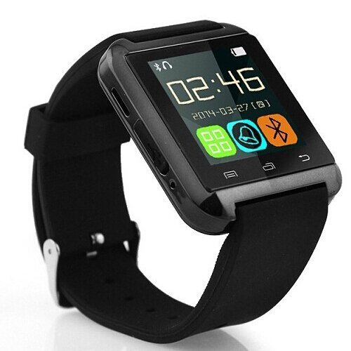 recordatorio ARBUYSHOP U8 inteligente Reloj Bluetooth Deporte podómetro perdida anti SmartWatch pulsera U80 banda para la muñeca reloj digital para el ...