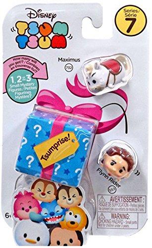 Disney Tsum Tsum Series 7 Style #5 - Maximus/Flynn RIder/Tsumprise
