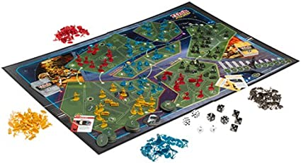 Hasbro Risk Star Wars The Clone Wars Edition by: Amazon.es: Juguetes y juegos