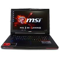 Computer Upgrade King CUK MSI GT72 Dominator 17.3-inch Intel 6th Gen 16GB 128GB SSD with 1TB HDD NVIDIA GTX 970M 3GB Windows 10 Full HD Non G-Sync Gaming Laptop
