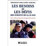 BESOINS ET DEFIS ENFANTS 6 A 12 ANS