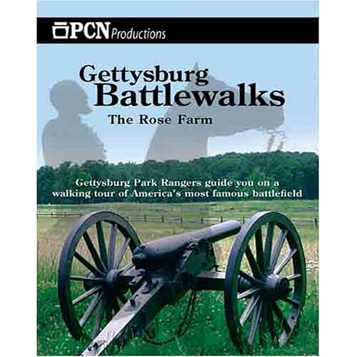 PCN Tours Gettysburg Battlewalks: Rose Farm