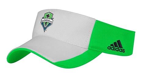 50e882518ad Amazon.com   Seattle Sounders Adidas MLS Performance Adjustable ...