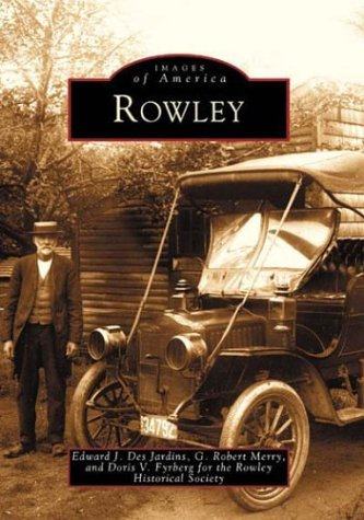 Rowley  (MA)   (Images  of  America) 1 Pullman Sleeper Car