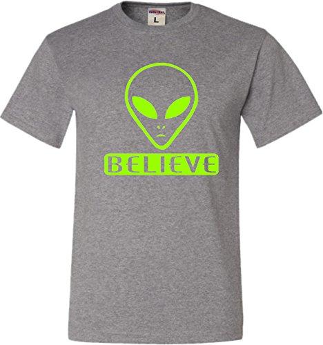Medium Oxford Adult Alien Head Believe - Head Oxford Shop