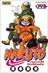 Naruto, tome 14 : Hokage contre Hokage par Kishimoto
