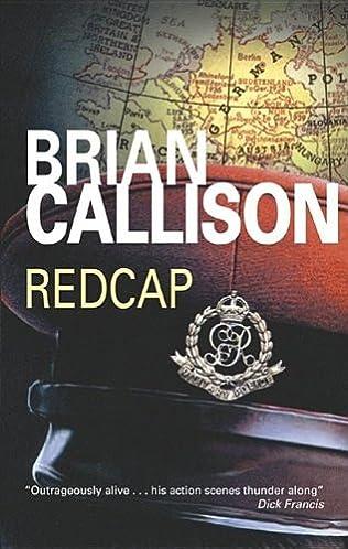 book cover of Redcap