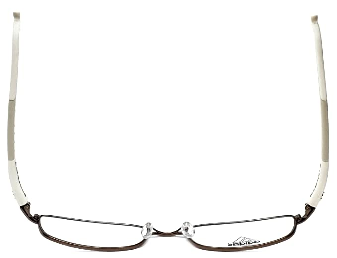 18611dd2ab55e Amazon.com: Adidas Designer Eyeglasses a623-40-6054 in Bronze/Ivory ...