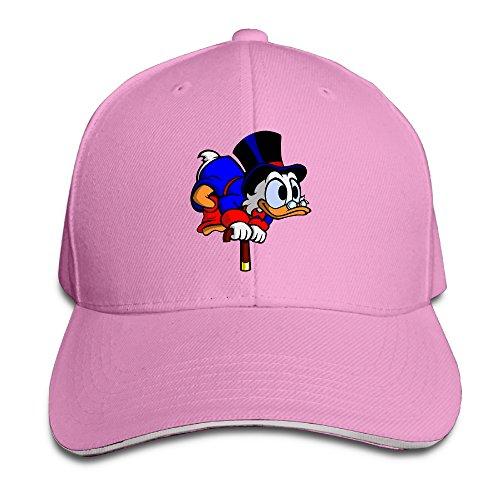[ACMIRAN Duck Unisex Baseball Cap One Size Pink] (Lightning Strike Costume)