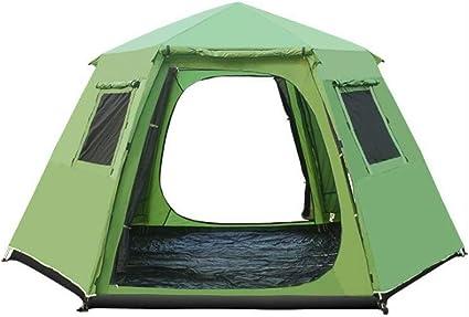 WOHAO La Tienda del Invernadero Camping al Aire Libre Tienda ...
